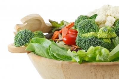 Healthy Eating: salad